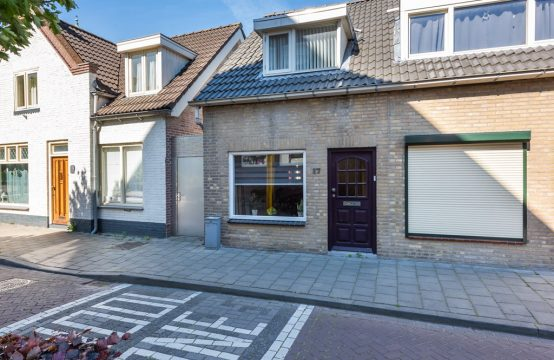 St Annastraat 17, 4731 HS Oudenbosch, Nederland